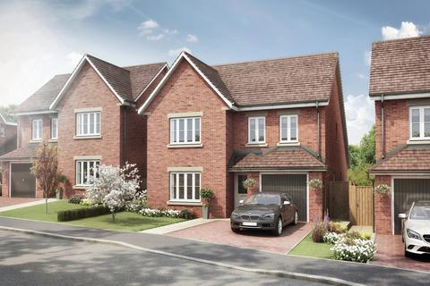 4 bedroom detached house for sale - Heatherfields Way, WHITEHILL, Hampshire