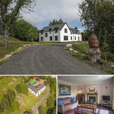 5 bedroom detached house for sale - Naver Lodge, 20 Strathnaver, Kinbrace, KW11