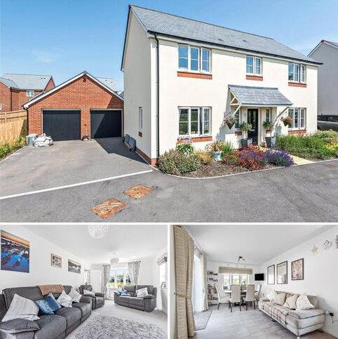 4 bedroom detached house for sale - Willow Rise, Witheridge, Tiverton, Devon, EX16