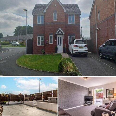 3 bedroom detached house for sale - Elterwater Close, Middleton, Manchester, M24