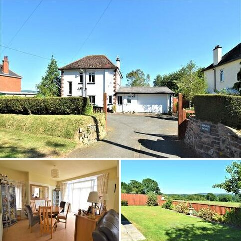 3 bedroom detached house for sale - Old Village, Willand, Cullompton, EX15