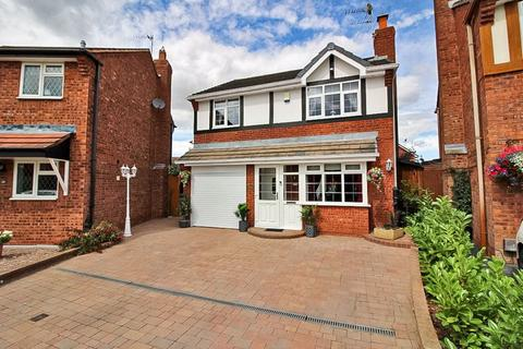 3 bedroom detached house for sale - Campion Drive, Featherstone