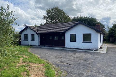 3 bedroom detached bungalow for sale - Llangeitho, Tregaron, SY25