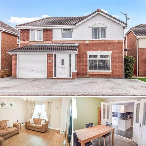 4 bedroom detached house for sale - Whickham Close, WA8