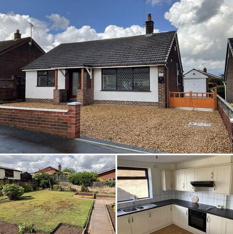 2 bedroom detached bungalow for sale - Paladin Avenue, Weston Coyney