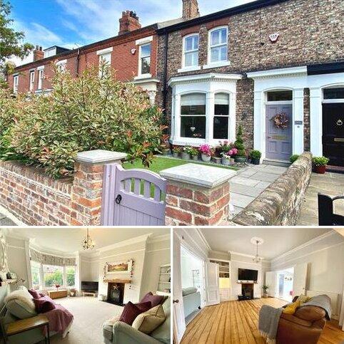 4 bedroom terraced house for sale - Albert Road, Eaglescliffe