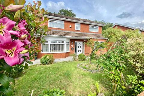 4 bedroom detached house for sale - Cenarth Drive, Cwmbach, Aberdare, CF44 0NH
