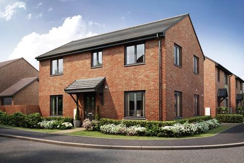 4 bedroom detached house for sale - The Trusdale - Plot 34 at Riverside Walk, Wear Barton Road EX2