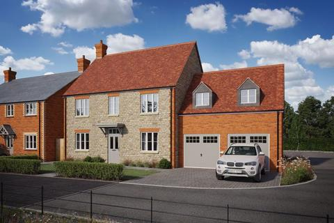 4 bedroom detached house for sale - Leonard Meadow, Marsh Gibbon