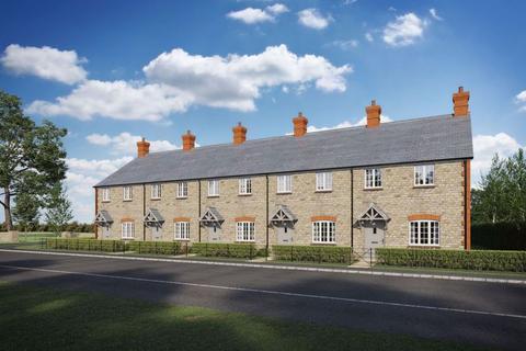 3 bedroom end of terrace house for sale - Leonard Meadow, Marsh Gibbon