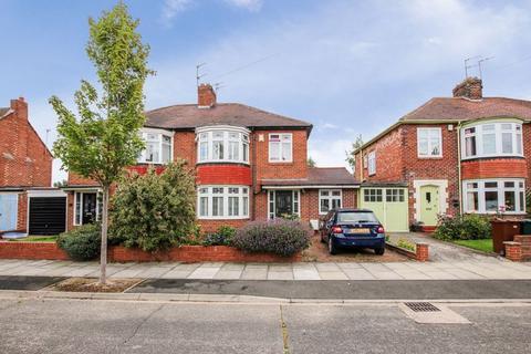 4 bedroom semi-detached house for sale - Kensington Avenue, Gosforth, NE3