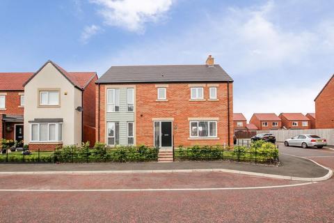 4 bedroom detached house for sale - Sandstone View, Killingworth Village, NE12