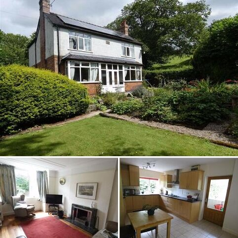 3 bedroom detached house for sale - Dell House, Cotton Dell, Oakamoor