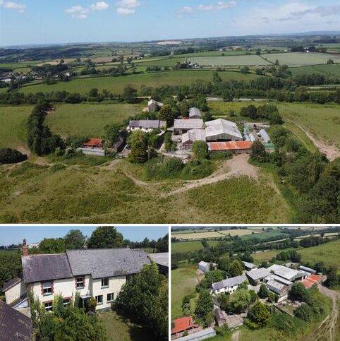 6 bedroom detached house for sale - Chittlehampton