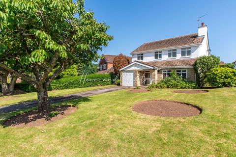 4 bedroom detached house for sale - Cherry Orchard Road, Lisvane, Cardiff