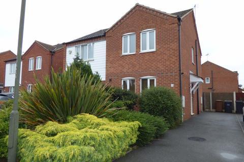 2 bedroom semi-detached house to rent - Hoselett Field Road, Long Eaton, NG10 1PU