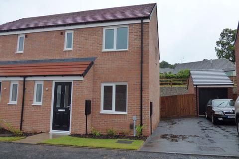 3 bedroom semi-detached house to rent - Slater Way, Ilkeston. DE7 4SN