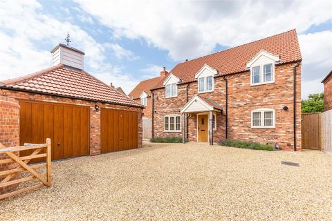 5 bedroom detached house for sale - West Field Lane, Thorpe-On-The-Hill, Lincoln