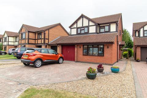 3 bedroom detached house for sale - Fox Covert, Colwick, Nottingham
