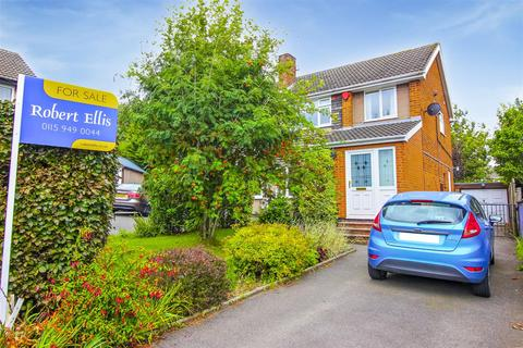3 bedroom semi-detached house for sale - Haynes Avenue Trowell