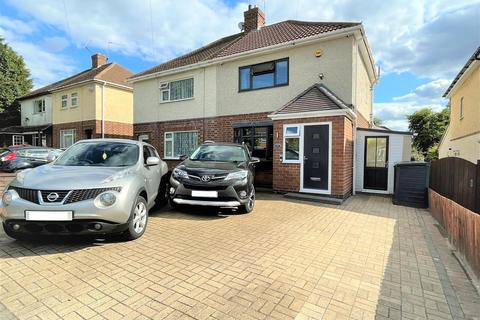 2 bedroom semi-detached house for sale - Dominion Road, Glenfield