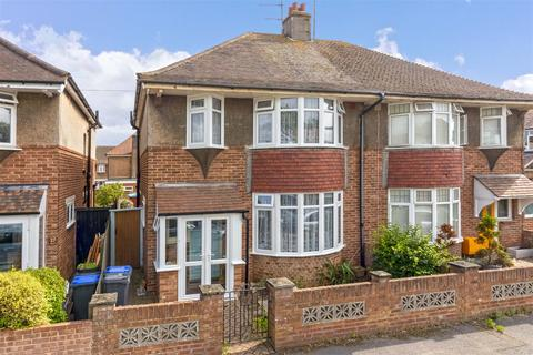 3 bedroom semi-detached house for sale - Ethelwulf Road, Worthing