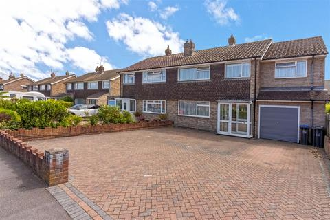 5 bedroom semi-detached house for sale - Bolsover Road, Worthing