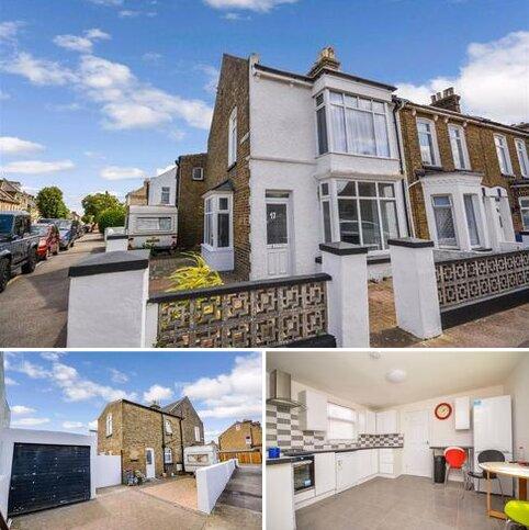 3 bedroom end of terrace house for sale - Queen Bertha Road, Ramsgate, Kent