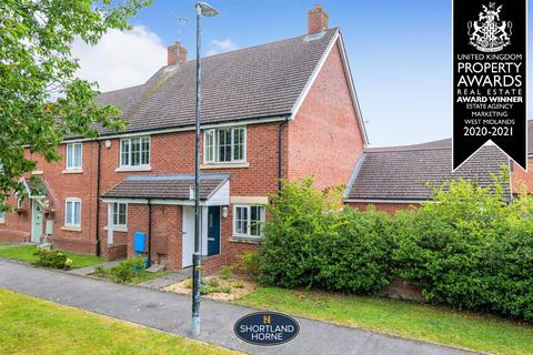 2 bedroom end of terrace house for sale - Celilo Walk, Keresley, Coventry