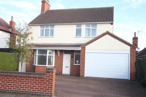 4 bedroom detached house for sale - Kingsfield Road, Barwell, Leicester