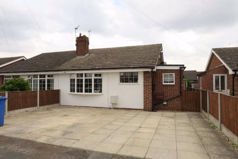 2 bedroom semi-detached bungalow for sale - Chestnut Crescent, Holme On Spalding Moor