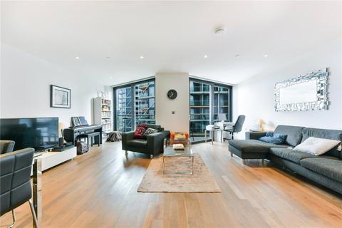 2 bedroom apartment to rent - Riverlight Quay, London, SW11