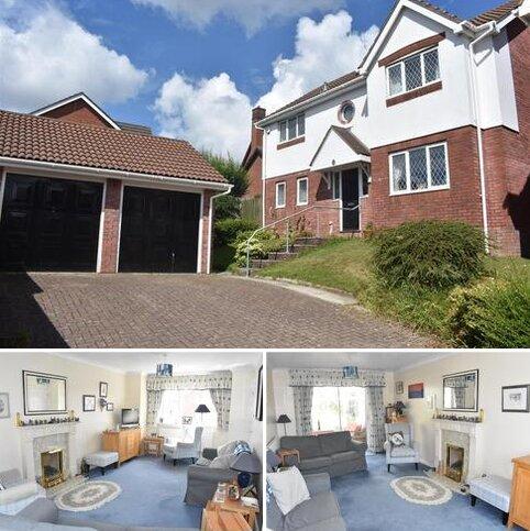 4 bedroom detached house for sale - Roger Beck Way, Sketty, Swansea