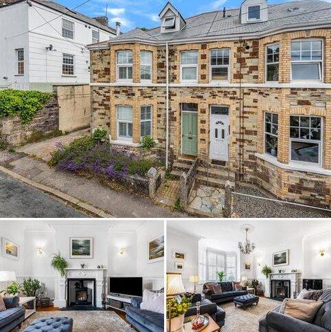 5 bedroom semi-detached house for sale - Castle Street, Bodmin