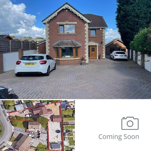 5 bedroom detached house for sale - Wynter Court, Treboeth, Swansea