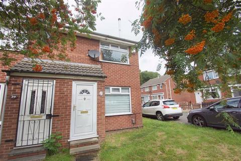 2 bedroom end of terrace house to rent - Lydgate, LS9
