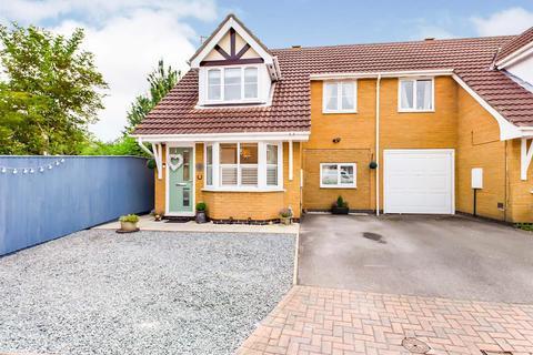 3 bedroom semi-detached house for sale - Coltman Close, Beverley
