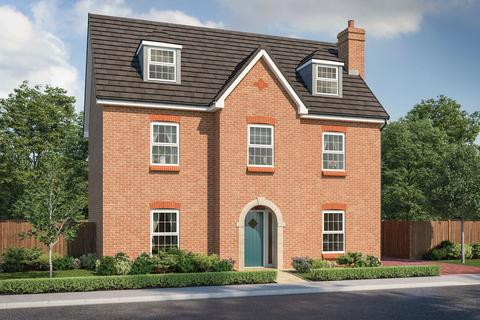 5 bedroom detached house for sale - Plot 28, The Houghton at Swanland Grange, West Leys Road, Swanland HU14