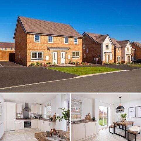 3 bedroom end of terrace house for sale - Plot 216, Maidstone at Burton Woods, Rosedale, Spennymoor, SPENNYMOOR DL16