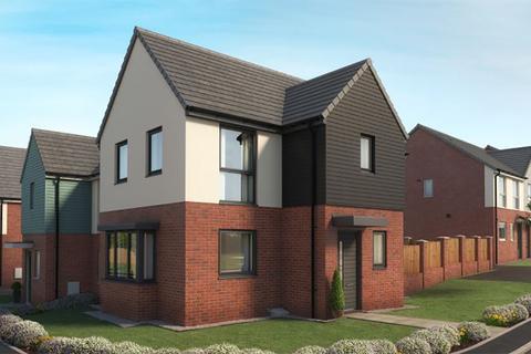 3 bedroom house for sale - Plot 138, The Sinderby at Bucknall Grange, Stoke-on-Trent, Eaves Lane, Bucknall ST2