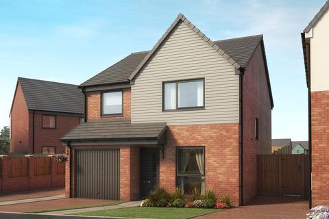 4 bedroom house for sale - Plot 195, The Rowingham at Bucknall Grange, Stoke-on-Trent, Eaves Lane, Bucknall ST2