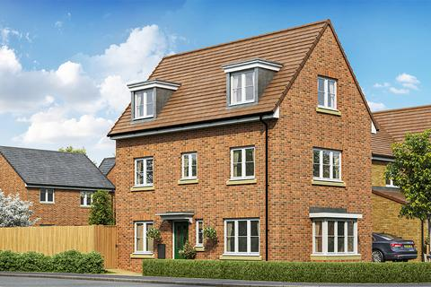 4 bedroom house for sale - Plot 110, Hardwick at City's Reach, Hull, Grange Road, Hull HU9