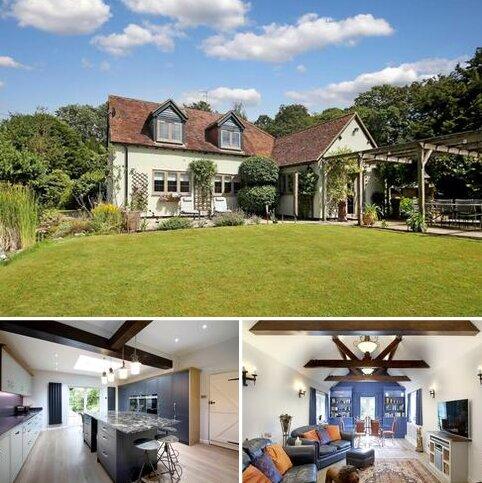 3 bedroom detached house for sale - Haughurst Hill, Baughurst, Tadley, Hampshire, RG26