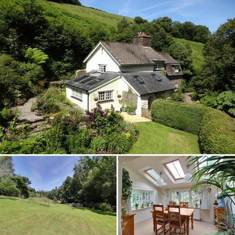 4 bedroom detached house for sale - Worthy Toll Road, Porlock Weir