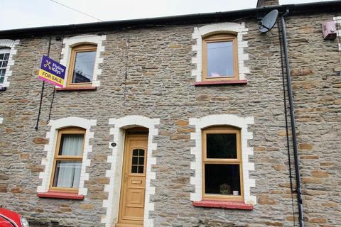 3 bedroom terraced house for sale - Railway Terrace, Hollybush, Blackwood