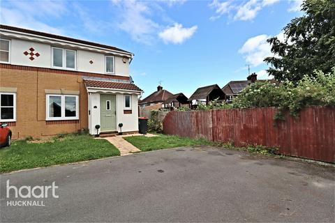 3 bedroom semi-detached house for sale - Kirkby Mill View, Nottingham