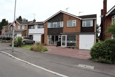 5 bedroom detached house for sale - York Gardens, Wolverhampton, WV3