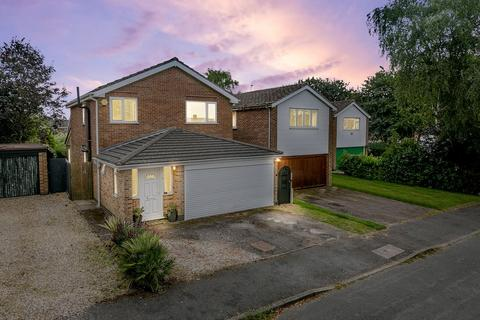 4 bedroom detached house for sale - Digby Close, Tilton-On-The-Hill, Leicester LE7 9LL