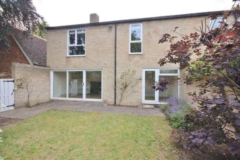 4 bedroom end of terrace house to rent - CENTRAL NORTH OXFORD EPC RATING E