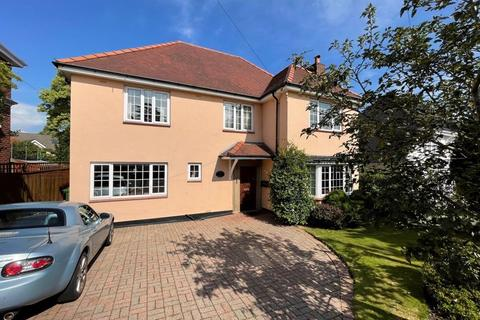 4 bedroom detached house for sale - Masham House, 7 The Rise, Llanishen, Cardiff, CF14 0RA